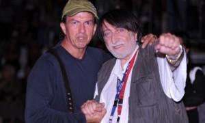 Mimmo Cavallo e Antonio Coggio