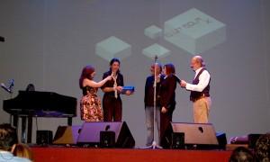 Premio Bianca d'Aponte 2014 - Premio Suoni dall'Italia ad Alfina Scorza