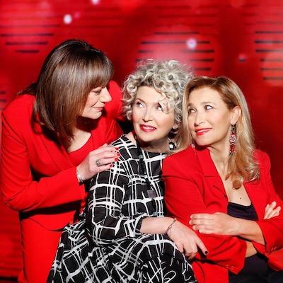 Cantautrici: Rossana Casale, Grazia Di Michele, Mariella Nava